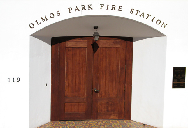 Olmos Park Fire Station
