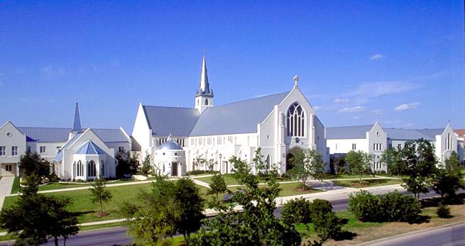 Alamo Heights United Methodist Church Robey Architecture