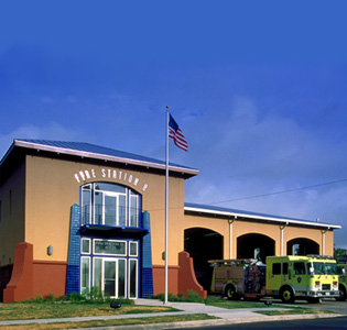 COSA FIRE STATION NO.8