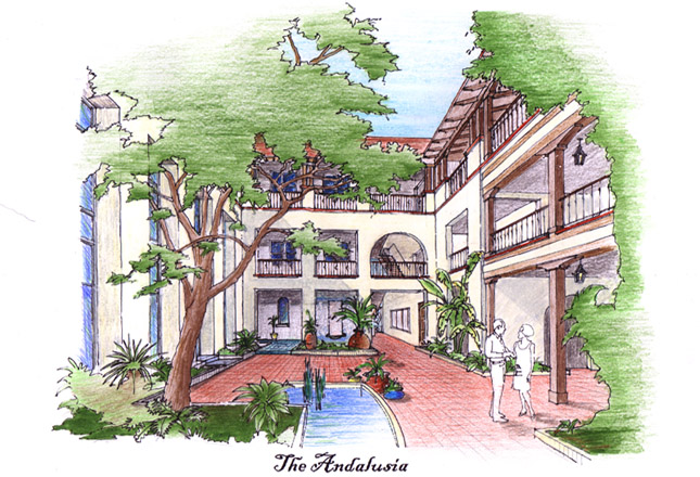 The Andalusia Condominiums
