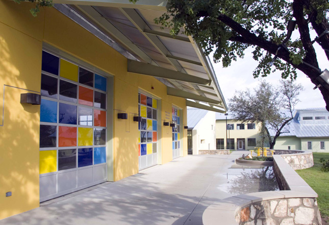 San Antonio Childrens Shelter