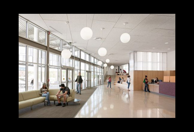 Cypress Campus Center Robey Architecture Inc