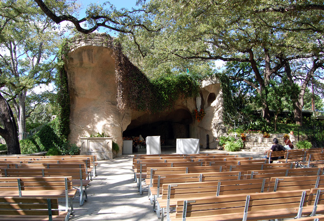 The Oblate Grotto